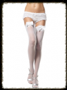 Burlesque Wedding Stockings